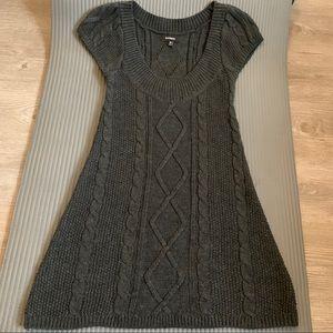 Express Sweater Tunic Sz XS